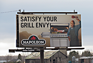 Napoleon - Satisfy Your Grill Envy