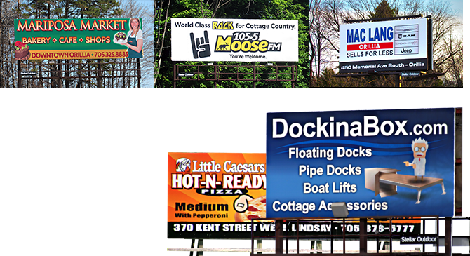 Signs and Billboard Advertising